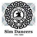 Sim School of Highland Dance Logo