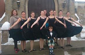 Stirling Thistles Dancers