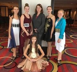 2016 Dancers
