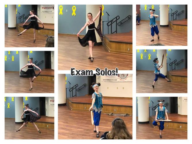 Exam Solos