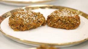 Hambúrguer de lentilhas | O Programa da Cristina
