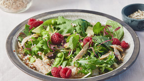 Salada reforçada