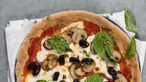 Pizza sem glúten