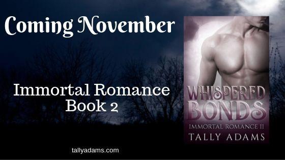 Immortal Romance New Release!