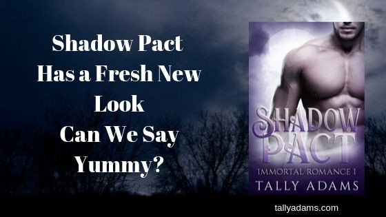 New Cover for Shadow Pact