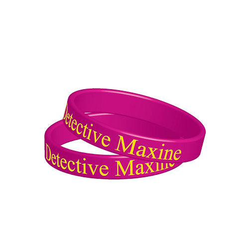 Detective Maxine Wristband