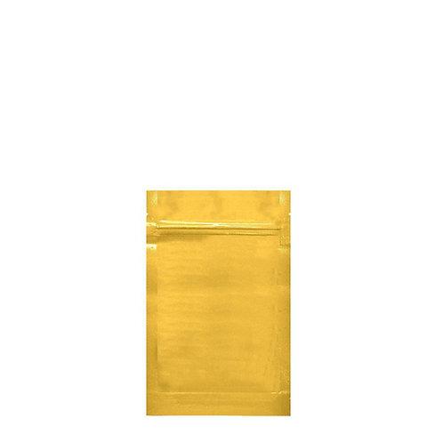 Mylar Bag Vista Gold 1/8 Ounce - 1,000 Count