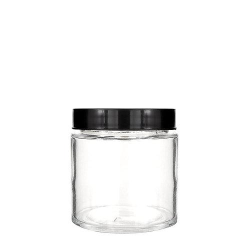 3oz Glass Screw Cap Jars - 150 Count