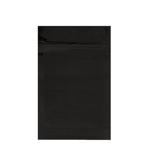 Mylar Bag Vista Black 1/2 Ounce - 1,000 Count