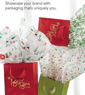 DFS Signature Packaging Holiday 2020
