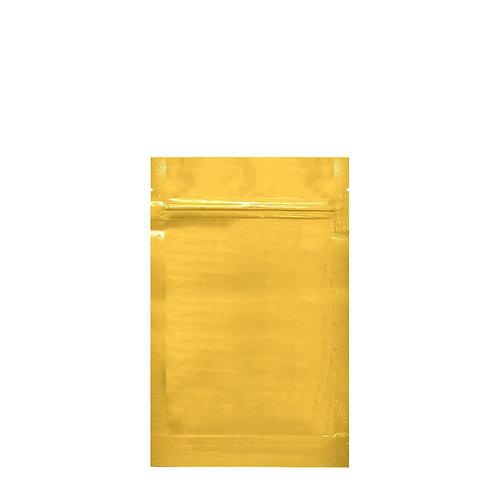 Mylar Bag Vista Gold 1/4 Ounce - 1,000 Count
