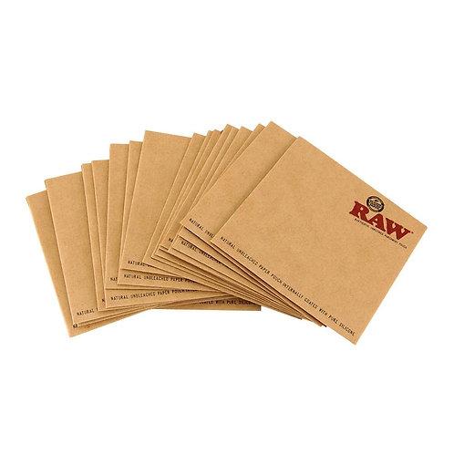 """RAW Parchment Envelopes 3""""x3"""" - 500 Count"""