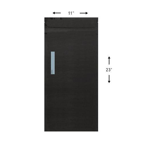 """Vacuum Seal Bags Black 11"""" x 23"""" - 50 Count"""