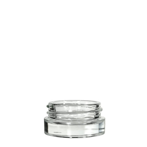7ml Clear Glass Dab Jars – 350 Count