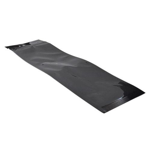 Mylar Bag Black Syringe / Pre-Roll - Tear Notch - 100 Count