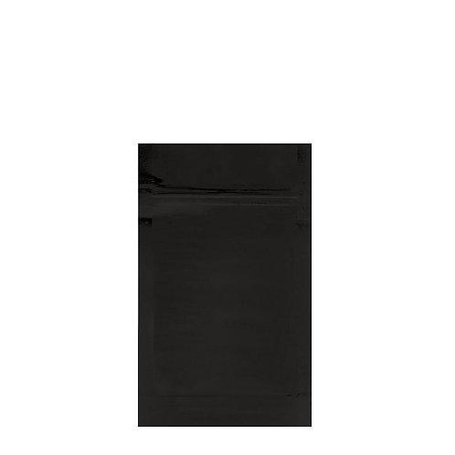 Mylar Bag Vista Black 1/4 Ounce - 1,000 Count