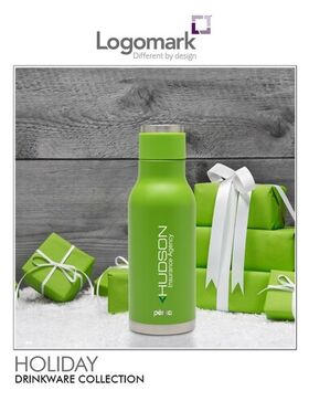 Logomark Holiday Drinkware Collecetion 2020