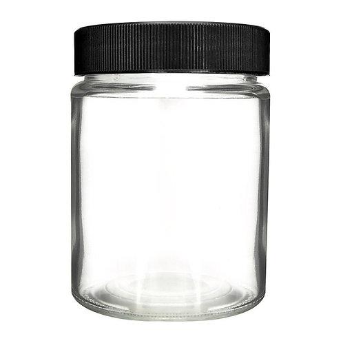 4 oz Glass Screw Cap Jars - 120 Count