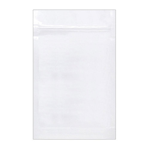 Mylar Bag White 1 Ounce - 1,000 Count  Mylar Bag White 1 Ounce - 1,000 Count  M