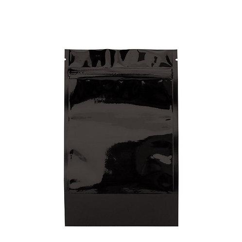 Mylar Bag Black 1/2 Ounce - 1,000 Count