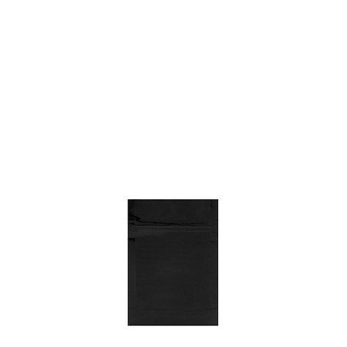Mylar Bag Black 1 Gram - 1,000 Count