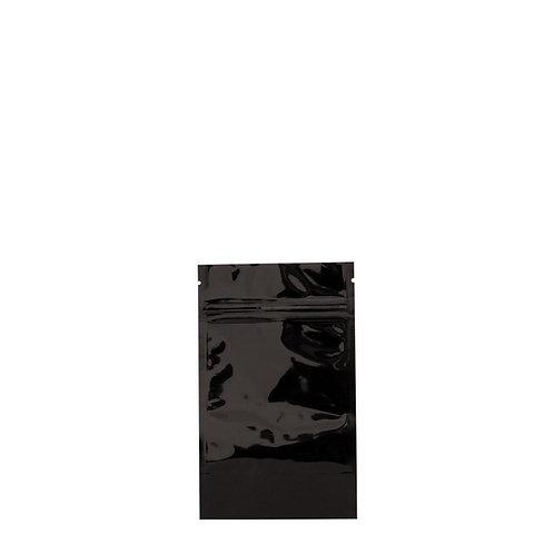 Mylar Bag Black 1/8 Ounce - 1,000 Count