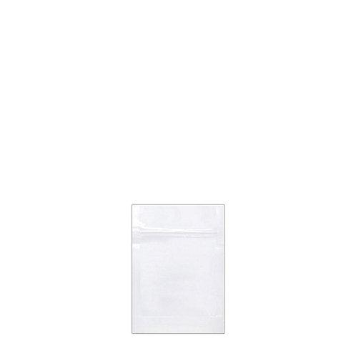 Mylar Bag White 1 Gram - 1,000 Count