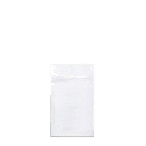 Mylar Bag Vista White 1/8 Ounce - 1,000 Count