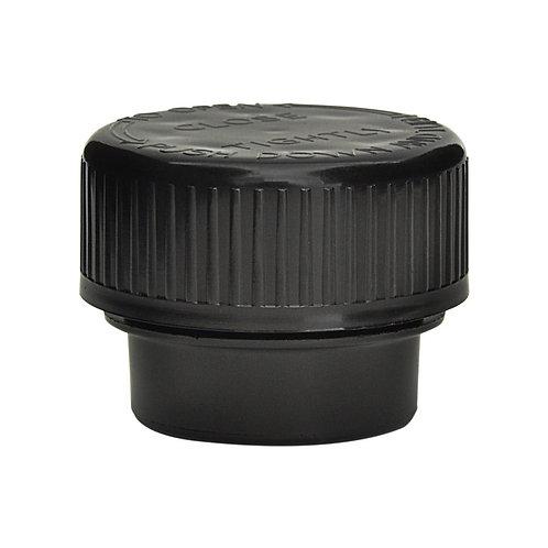 2 Dram Silicone Jar CR Screw Lid 5ML - 100 Count