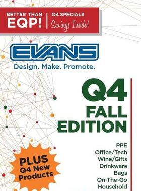 Evans Q4 Specials 2020