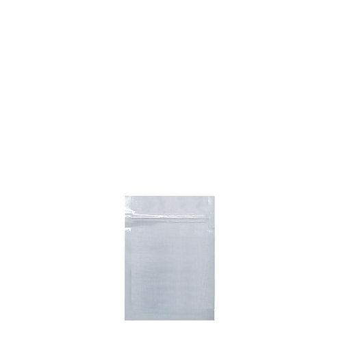 Mylar Bag Vista Silver 1 Ounce - 1,000 Count