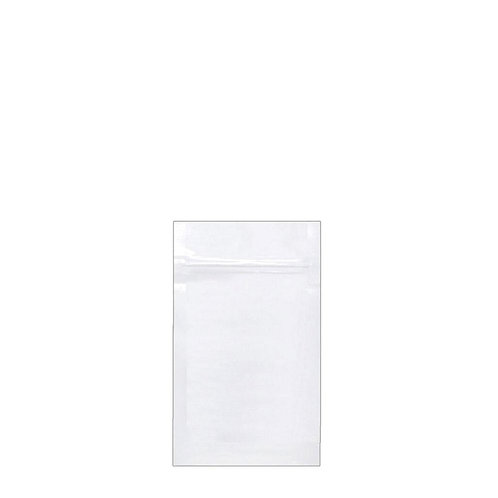 Mylar Bag White 1/8 Ounce - 1,000 Count