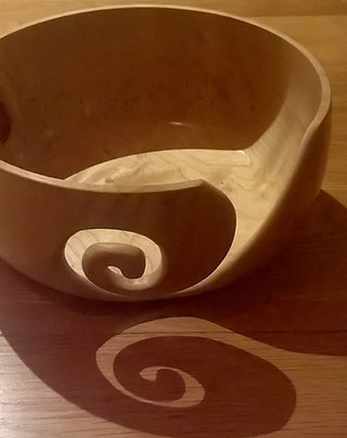 Sycamore Yarn Bowl