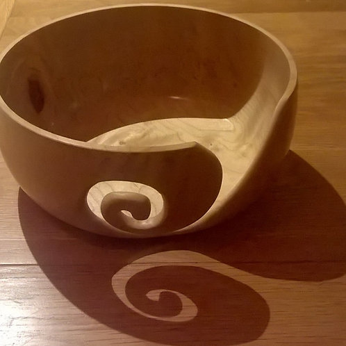 Sycamore Yarn Bowl