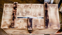 Card and Keepsake Chest