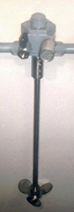 Agitador D200 ECG (Estanques de 20 litros)