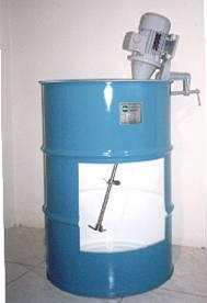 Agitador D200-E       (Para barril de 50 galones.)