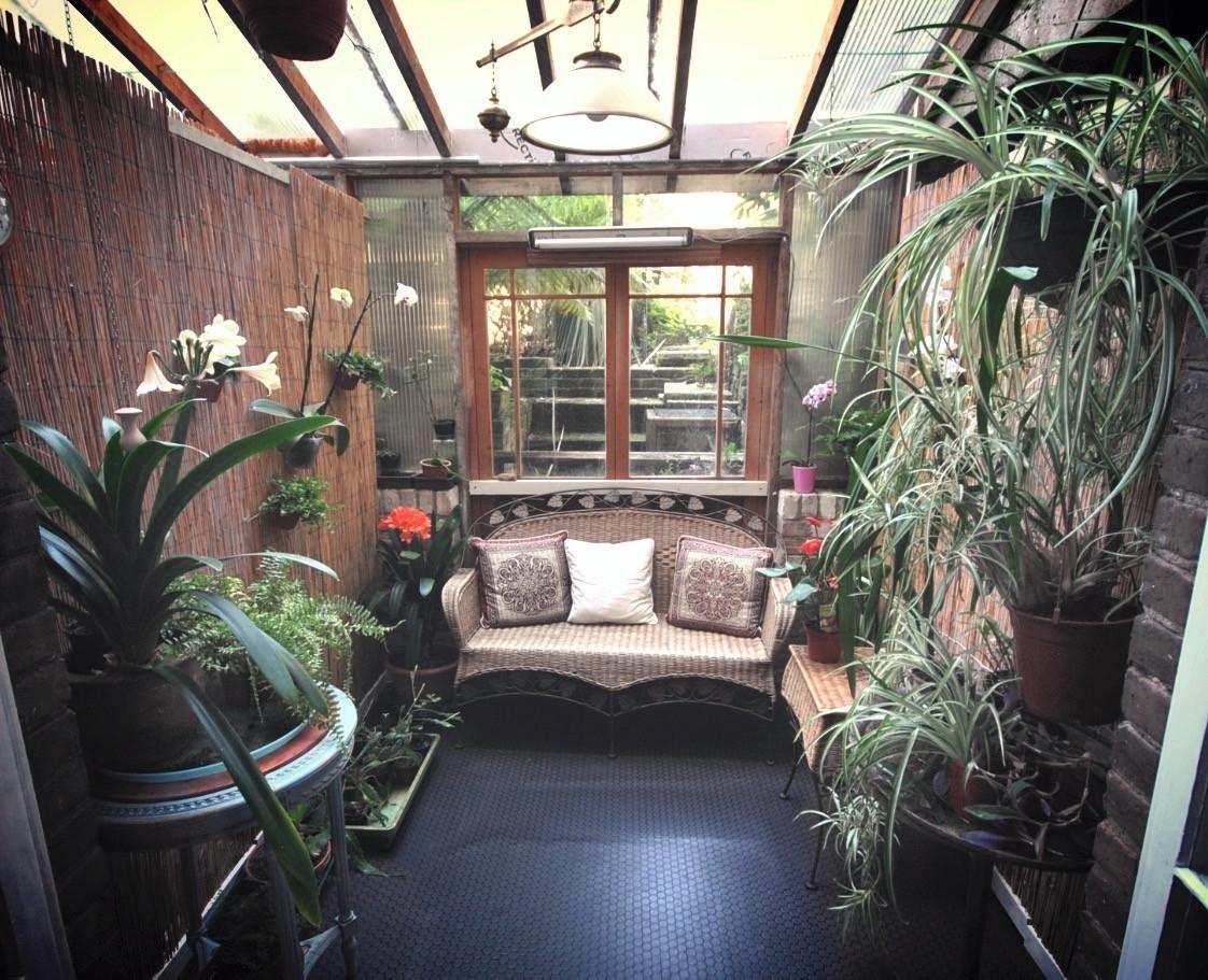 Private conservatory