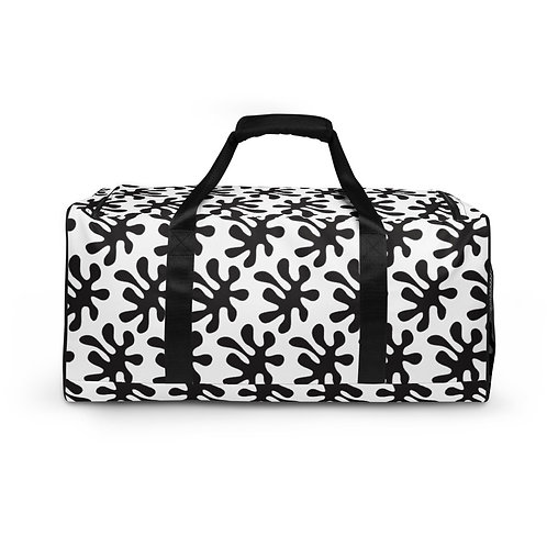 MERKABA All-Over Print Duffle Bag