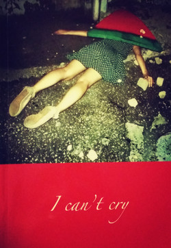 Book Project 'I can't Cry.'