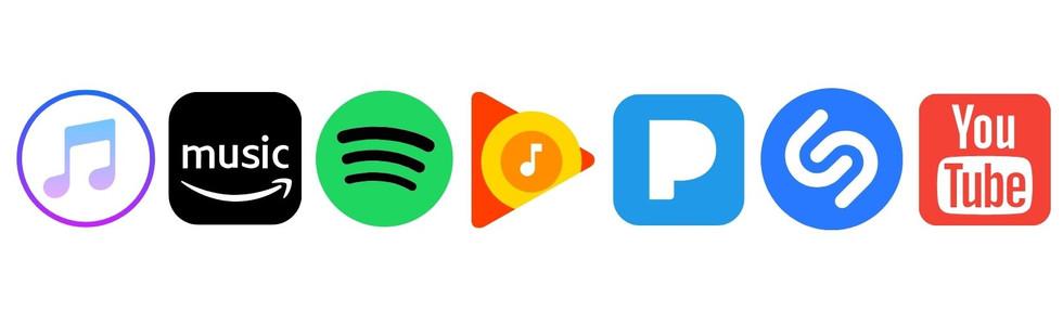 Plataformas Digitales donde puedes accesar las produccions discogrficas de