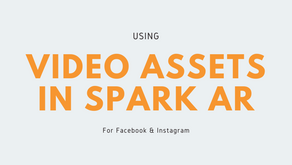Using Video Assets in Spark AR