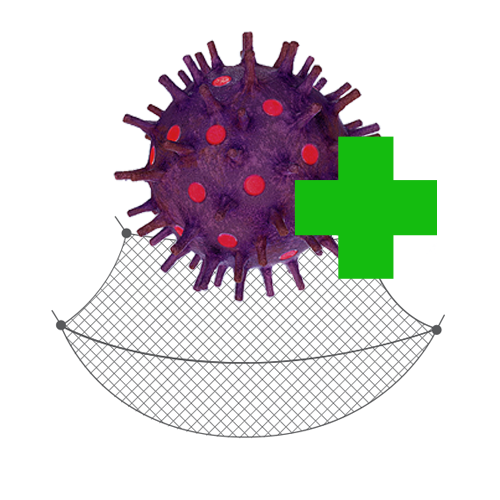 Safety Net AR Game Coronavirus 2020