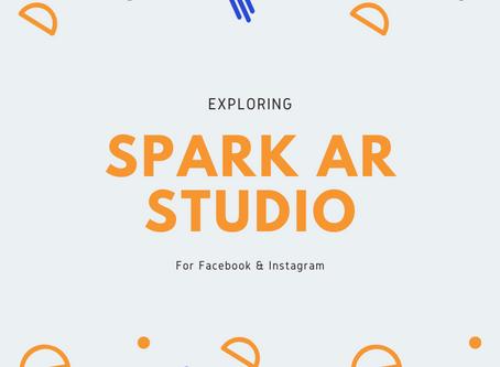 Exploring Spark AR Studio