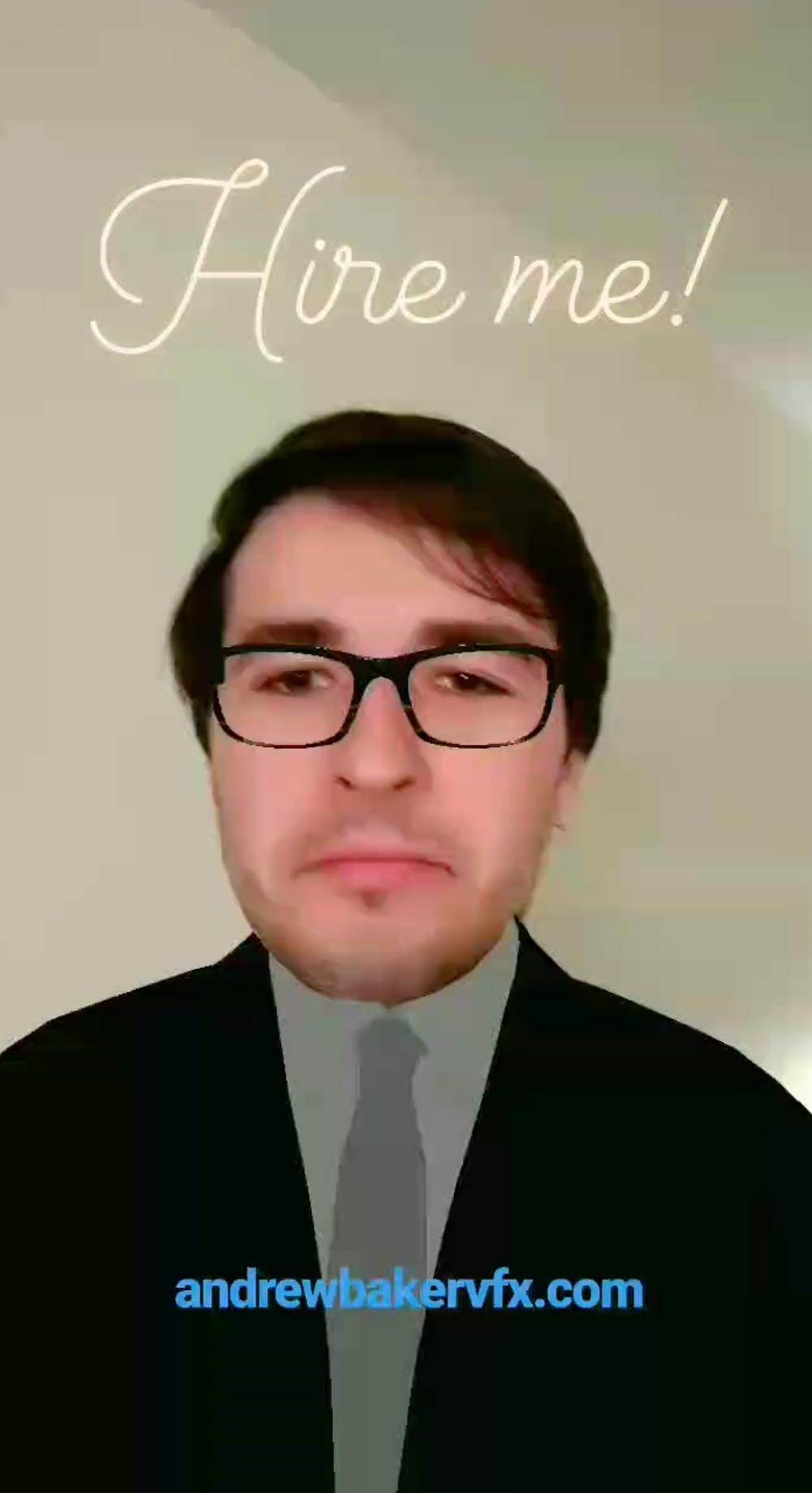 face filter spark ar