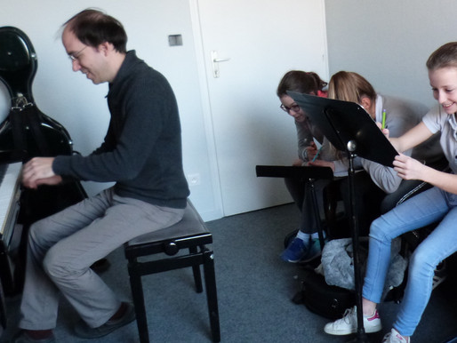 Formation Musicale Cordes