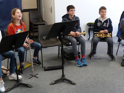 Formation Musicale Claviers