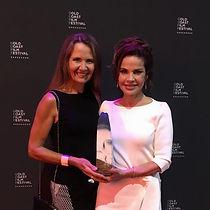 Chauvel Award 2019 With Sigrid Thornton