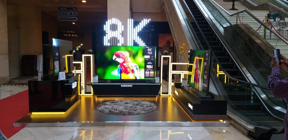 Samsung TV Launch