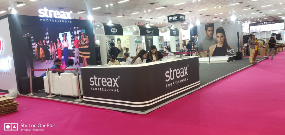 Streax - New product lauch